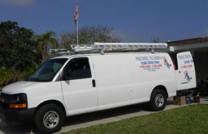 North Port Plumber truck
